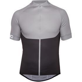 POC Essential XC Camiseta Cremallera Hombre, steel grey